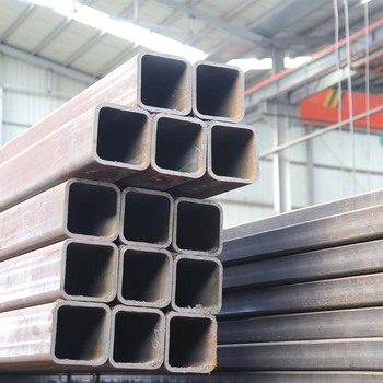ST52 Seamless Square or Rectangular Steel Pipe