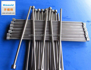 High quality Nitrogenization SKH51 ejector pin for large big plastic mould