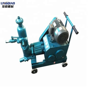 Electric Portable Small Cement Piston UB3C Concrete Grouting Pump