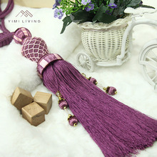 New fashionable classical decorative tieback curtain tassel