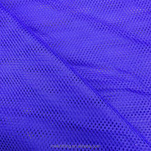 fluorescent printed basketball shirt Knitting Micro Polka Dot Sandwich Polyester Mesh Polyester Fabric