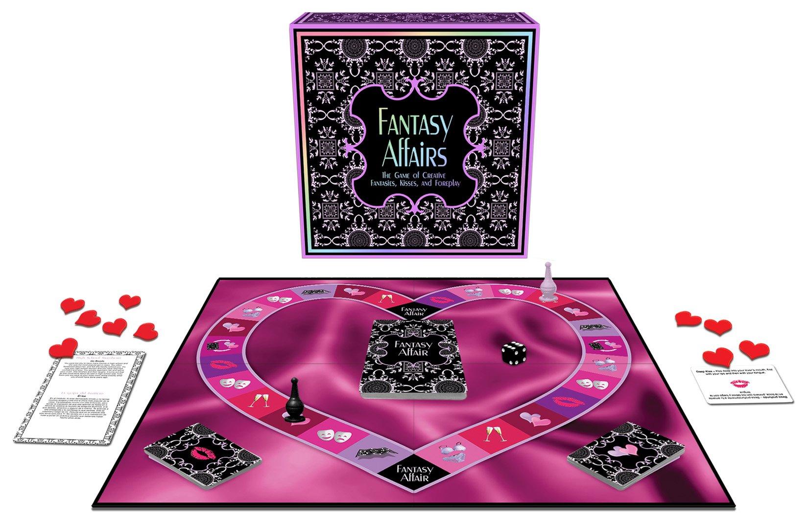 Games erotic board games