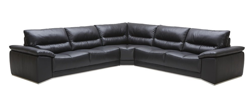 J and M Furniture 18138 Romeo Premium Leather Sectional