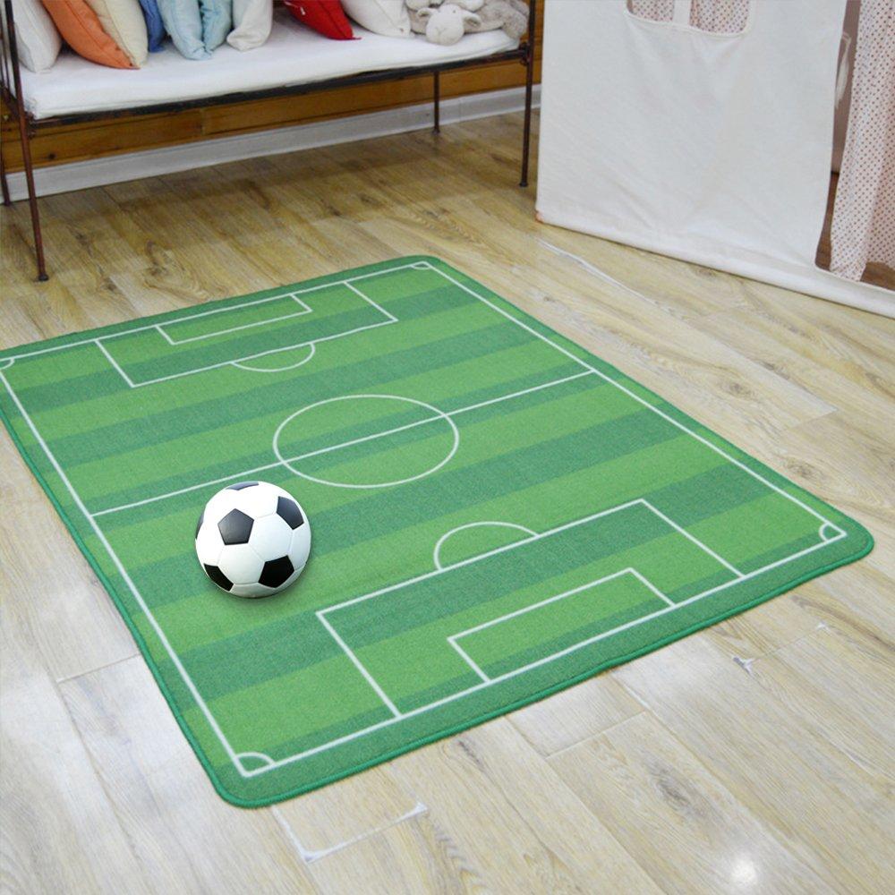 Buy All Stars Soccer Ground Rug Kids Rug Boys Childrens Play