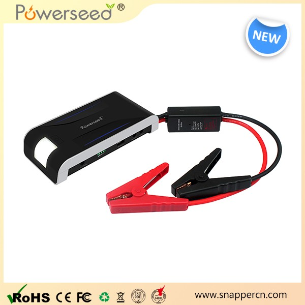 2017 hot sale China top factory multifunction high rate auto start power pack 12v mobile battery pack power bank jump starter