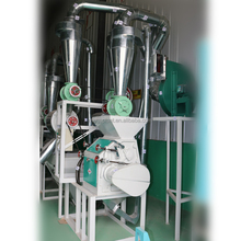 Low Price Flour Mill Plant/small Scale Flour Mill Machinery Wheat Flour Production Line