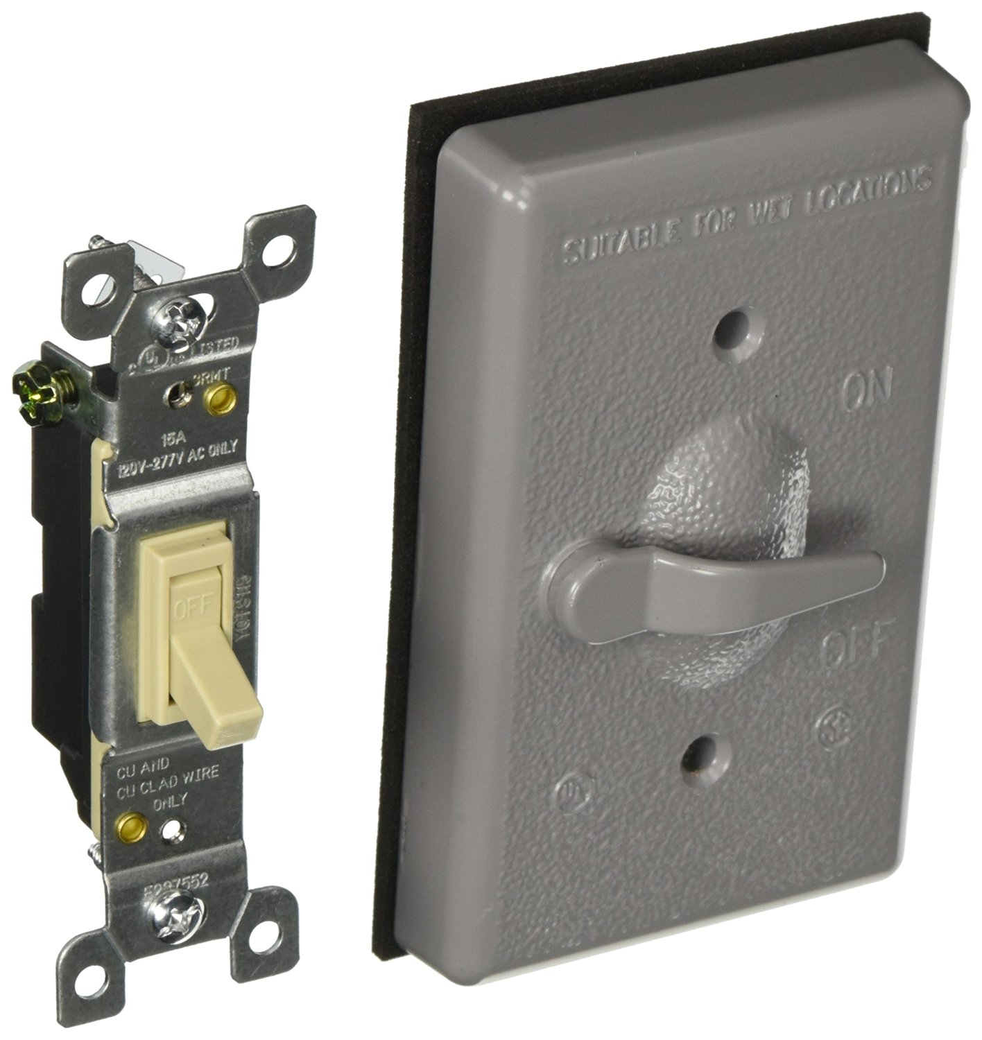 Cheap Weatherproof Light Switch Cover, find Weatherproof Light ...
