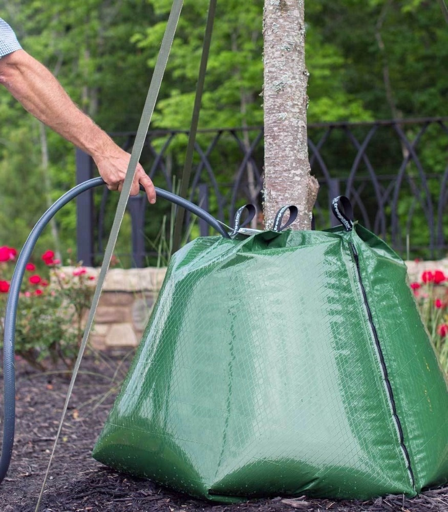 Tree Watering Bags Gator For Planting Water Bag Trees Slow Release 15 Gallon