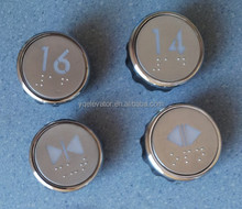 Elevator push buttons BR32A braille button/BR32 Elevator parts
