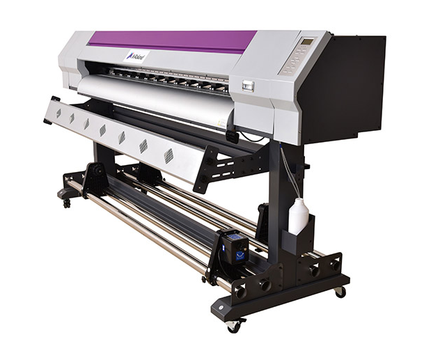 Digital cheap flex banner sticker outdoor waterproof printing machine