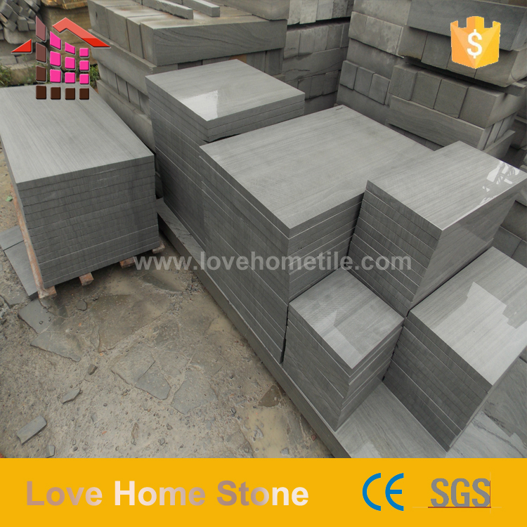 round wood color blocks big slab grey sandstone slabs for sale