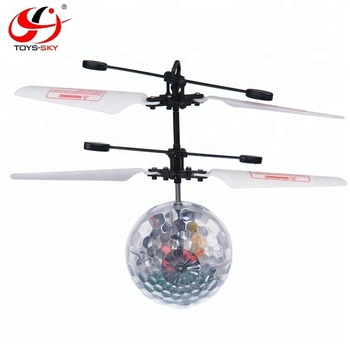 Flying Ball Contra Rotating Helicopter