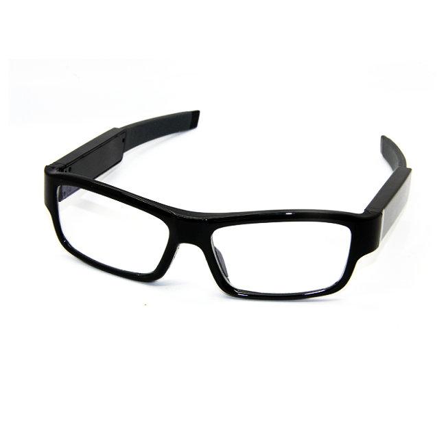 Wholesale mini dv camera 1080p hd clear glasses camera