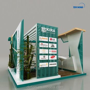 Cosmetic Exhibition Stand Design : Trade show cosmetic exhibition wood stand design booth wood