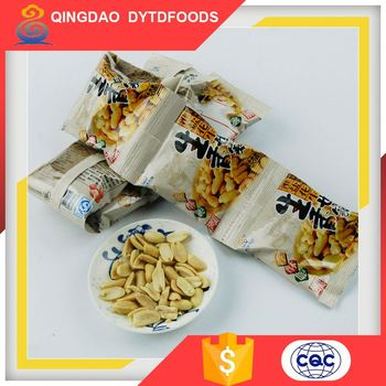 185/227g Fried peanut price in Bags/canned From China factory
