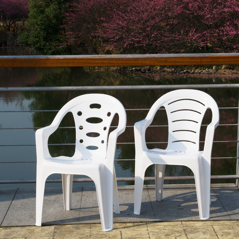 Pp Resin Patio Outdoor Garden Furniture