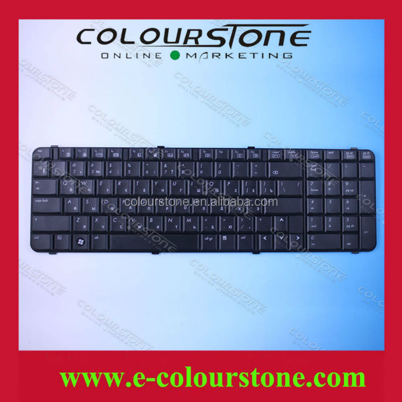 Russian Language Replace Keyboard For HP 6830 Keyboard 466200-251
