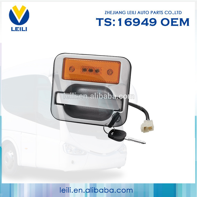 Luggage compartment boot lock, luggage lock parts, bus body parts for BUS