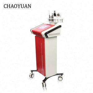 Multifunction facial beauty into ultrasonic skin scrubber machine