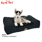 Luxury Top quality memory foam pet accessories bed dog bed
