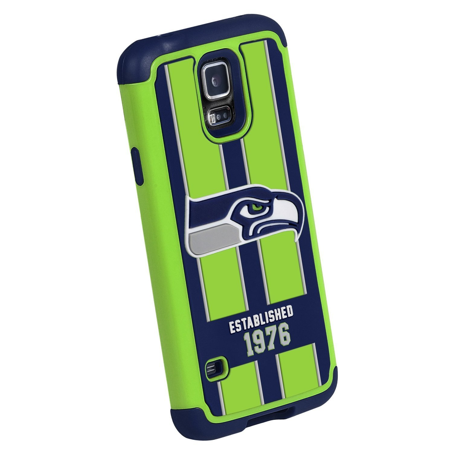 Retail Packaging Seattle Seahawks Licensed NFL Cell Phone Case for Apple iPhone 6//6s Forever Collectibles