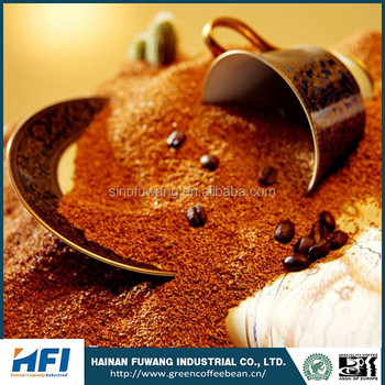 High quality pure 3in1 coffee powder