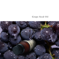 100% Natural Grape Seed Oil For Dilated Vessels