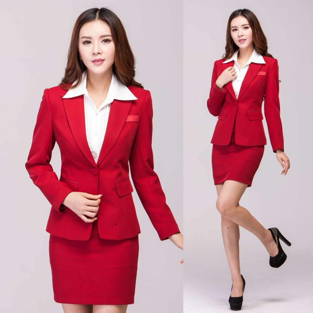 Jacket suits for women