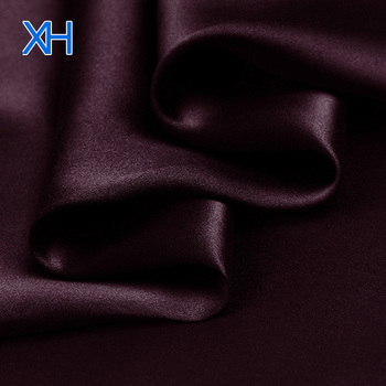 Hot Fashion 100% Silk Fabric Online with Low Price By Xinhe Textiles