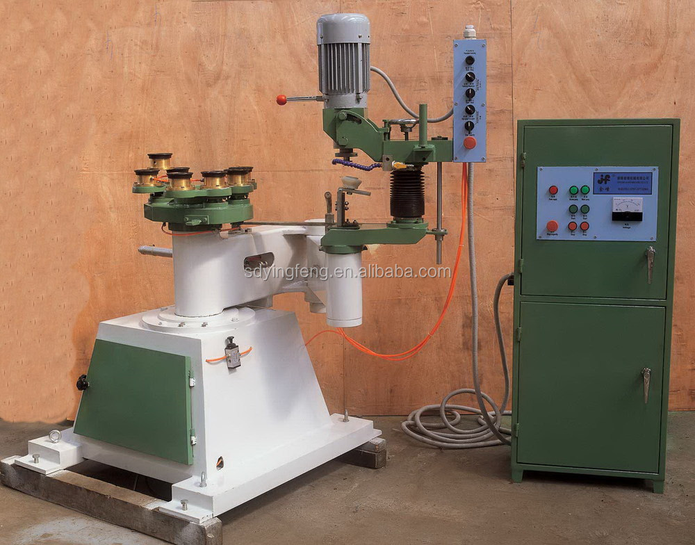 JFS-151 Cheap shape glass special edge small grinding machine