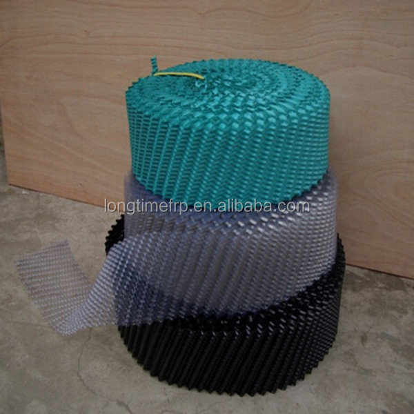 New unique square cooling tower fill pack, frp cooling tower infill, cooling tower fill media
