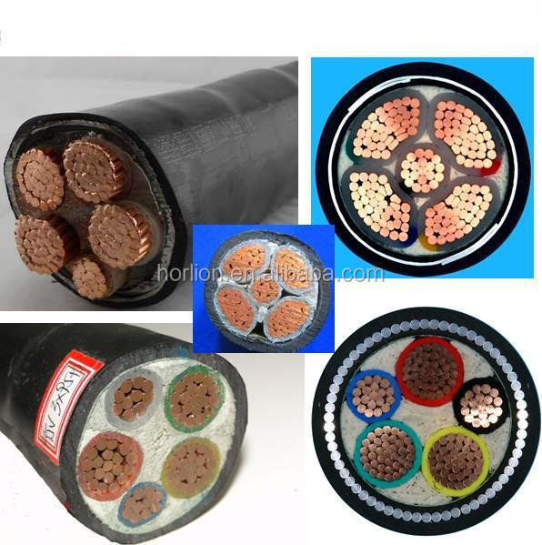 4 Core Underground Electrical Armoured Cable Power Cable