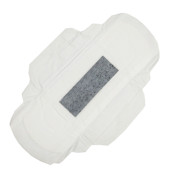 SN2414X Korea Hot Selling Bamboo Charcoal Menstrual Pads Underwear Sanitary Napkins 10Pcs/Pack