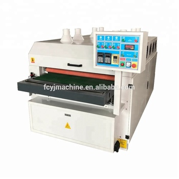 DT1000-6K automatic wood sanding and polish machine