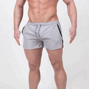 High Quality ECO 100%Cotton French Fleece Panel men Shorts, Gymnastic Pants