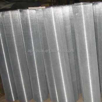 Steel wire welded wire mesh panel in fence