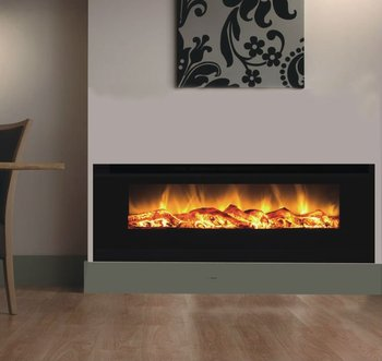 New Big Wall Insert Electric Fireplace - Buy Indoor 10 Colors Led ...
