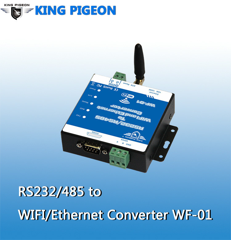 rj45 to wifi buy direct from china manufacter serial servers king pigeons for sale WF-01
