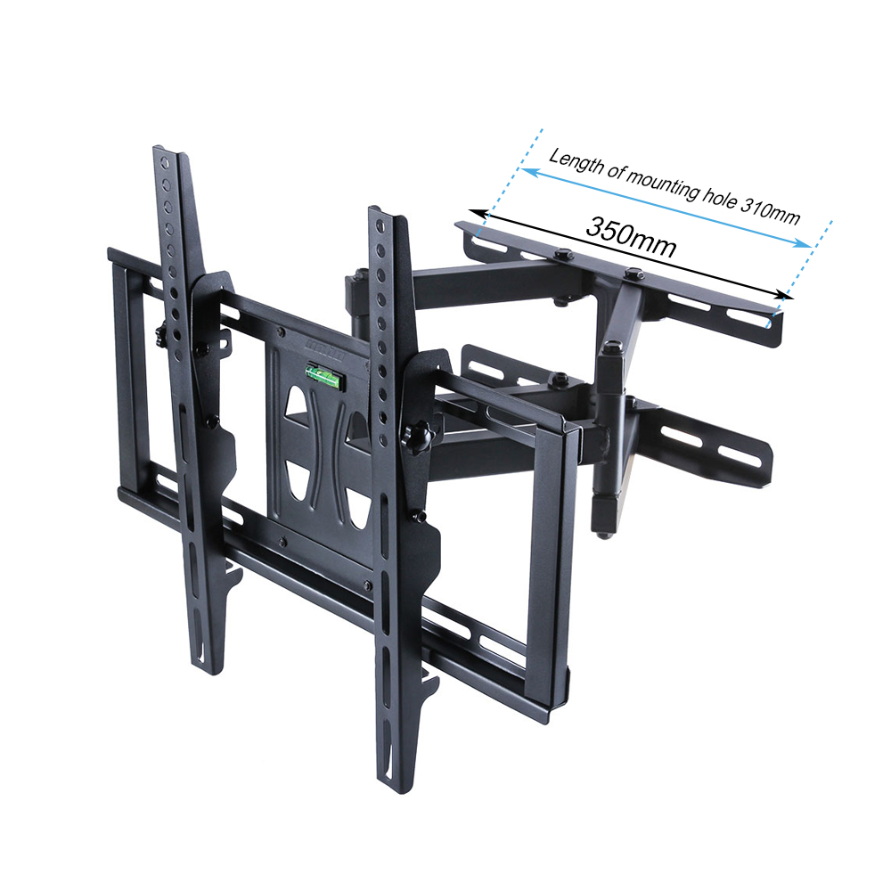 2019 Extended flip out <strong>tv</strong> mount for 26&quot;-65&quot; wholesale full motion <strong>tv</strong> mount wall mount <strong>tv</strong> <strong>bracket</strong>