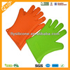 Top Quality FDA LFGB Standard Wholesale Silicone Double oven mitt /glove