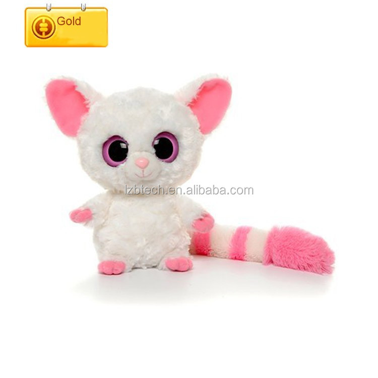 Promotion Lovely plush toy fox, plush fox stuffed animal for kids