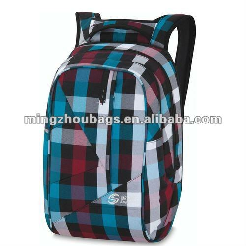 2012 Fashion Leisure Laptop Backpack Bags For College Students