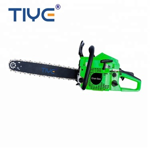Factory customized tree cutting machine price chinese chainsaws parts