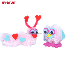 diy craft DIY handwork kids craft with Yarn critter kit