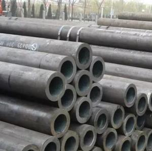 ASTM A519 SAE AISI 4140 QT High Tensile Round Seamless Alloy Steel Tube