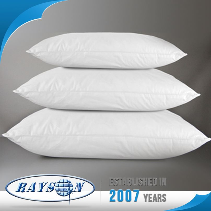 Buy Direct From China Factory Nice Quality Polyester Fibre Pillow