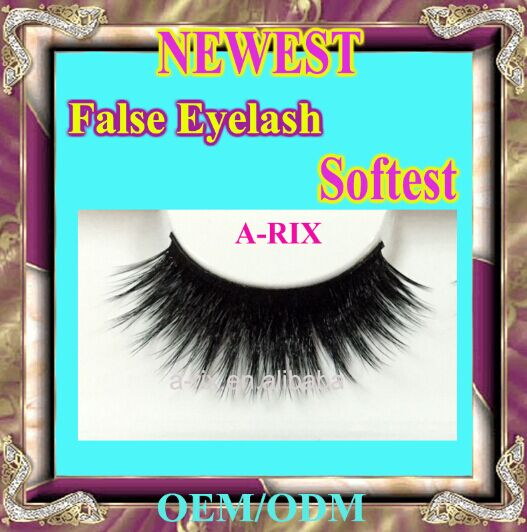 articles factory OEM&ODM false strip eyelash in stock 1121