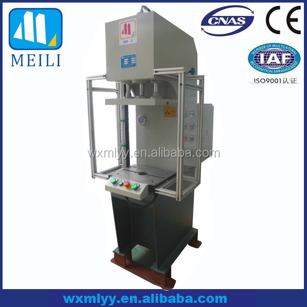Meili Y41-1T c-type small hydraulic pressing fit machine