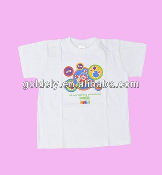 Wholesale White Plain T Shirts For Children Buy T Shirt