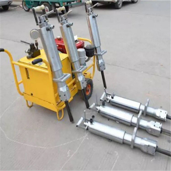 High potency building stone mining /rock broken splitter machine sales online